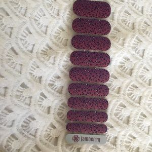 3/$15✨Jamberry Nail Wrap 'Cheetah' Exclusive